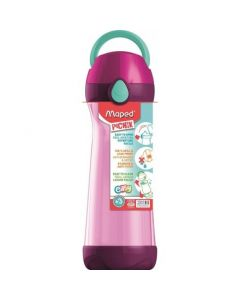 Maped Picnik Concept Water Bottle 580ml Pink