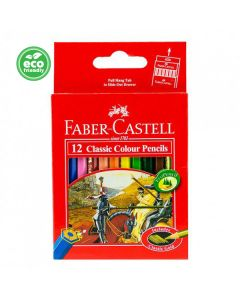 CLASSIC COLOR PENCIL LONG set of 12