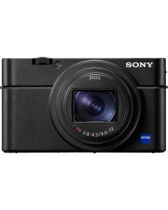 SONY Cyber-shot DSC-RX100 VII Compact Camera, Black