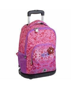 School Backpack Trolley SWEET 32.0 x 52.0 x 18.5 cm