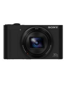 SONY Cybershot DSC-WX500 18.2MP Digital Camera (Black)